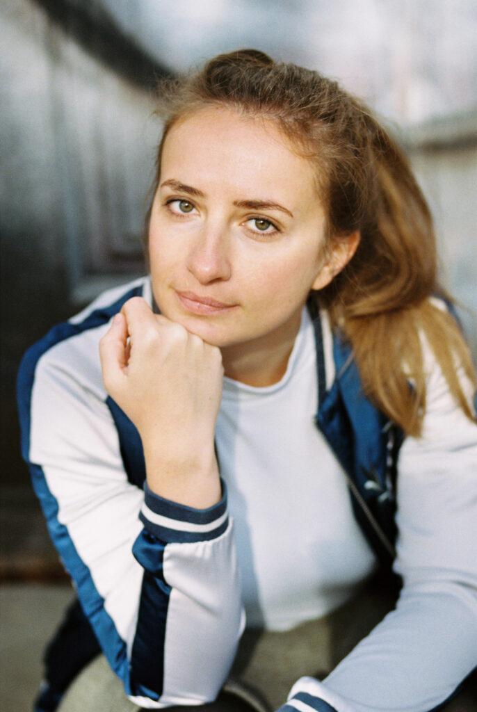 Anika Landsteiner Porträt
