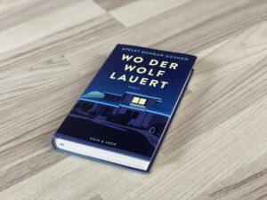 """Buchcover """"Wo der Wolf lauert"""" von Ayelet Gundar-Goshen"""