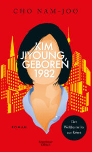 Cover des Buchs Kim Jiyoung, geboren 1982