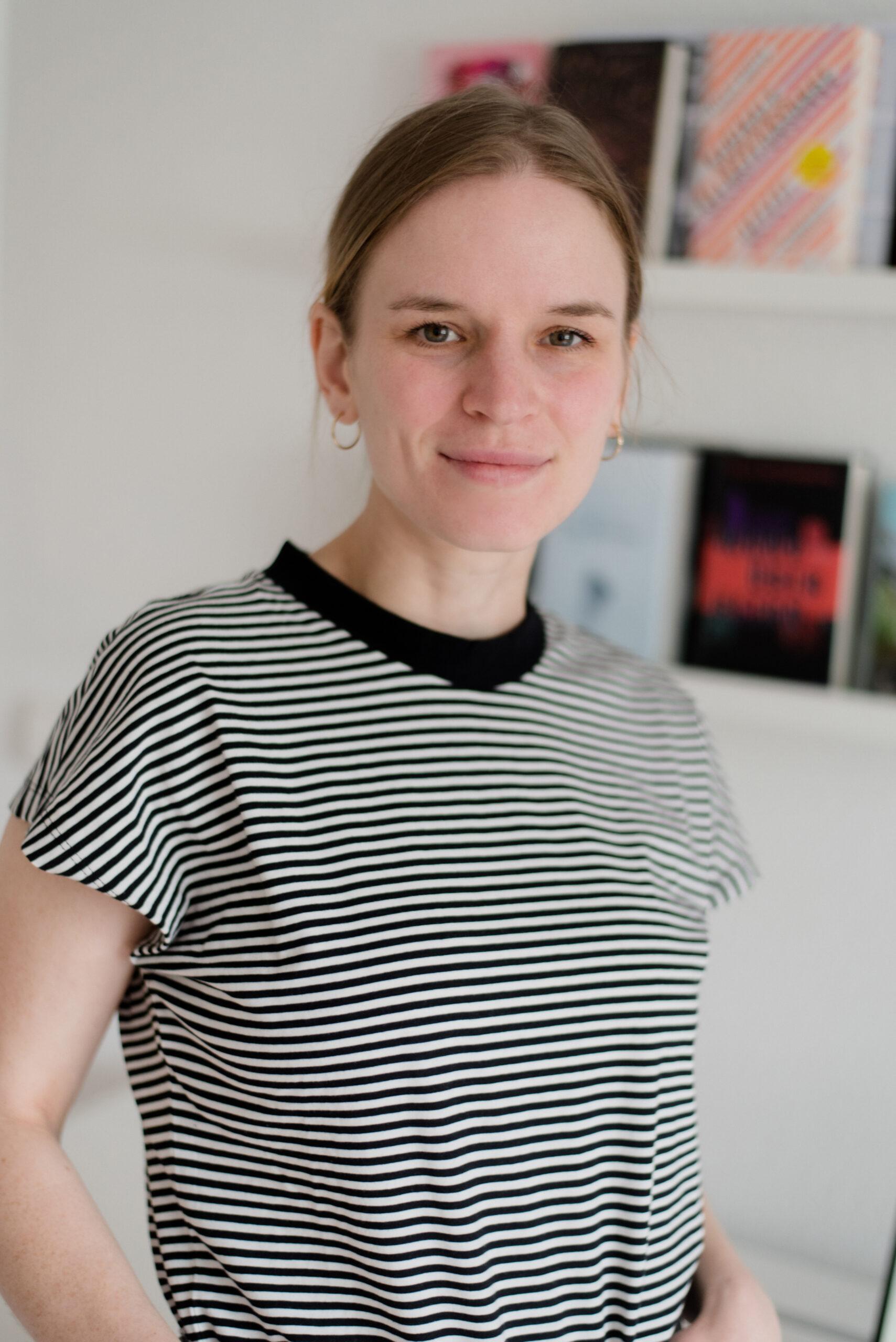Imke Weiter, Gründerin The Female Reader